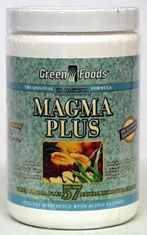 Green Foods Magma PLUS - 6 x 11 ozs.