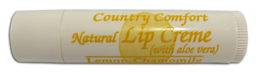 Country Comfort Lemon Chamomile Lip Cream - 18 x 1 tube