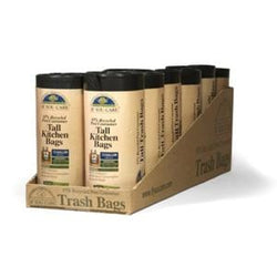 If You Care Trash Bags, 97 % Recycled, Large, 13 gallon - 12 x 12 ct.