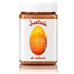 Justin's Nut Butter Almond Butter, Honey - 6 x 16 ozs.