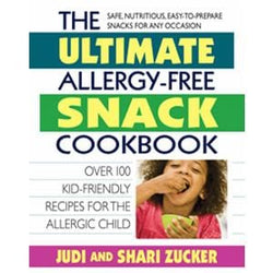 Books The Ultimate Allergy-Free Snack Cookbook - 1 book
