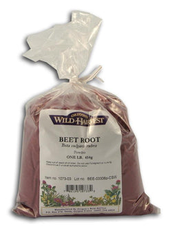 Oregon's Wild Harvest Beet Root Powder Organic - 1 lb.