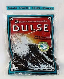 Maine Coast Dulse-Whole Leaf Plant - 2 ozs.