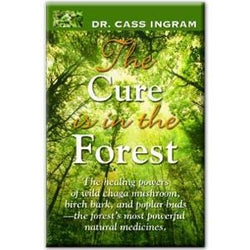 Books The Cure is in the Forest - 1 book