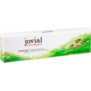 Jovial Foods Brown Rice Capellini, Gluten Free, Organic - 12 ozs.