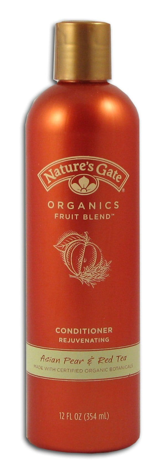 Nature's Gate Asian Pear & Red Tea Conditioner Organic - 12 ozs.