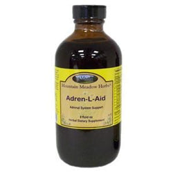 Mountain Meadow Herbs Adren-L-Aid - 8 ozs.