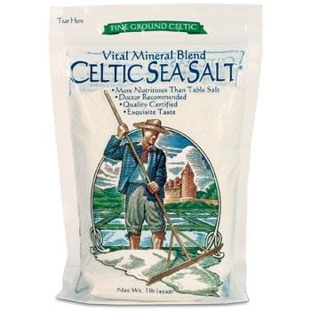 Celtic Sea Salt Celtic Sea Salt Fine - 1 lb.