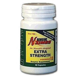 Enzymes Inc. Genuine N-Zimes Original Formula Extra Strength - 90 caps