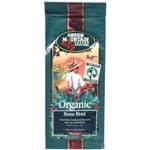 Green Mountain House Blend 4 lbs Whole Bean Fair Trade Organic