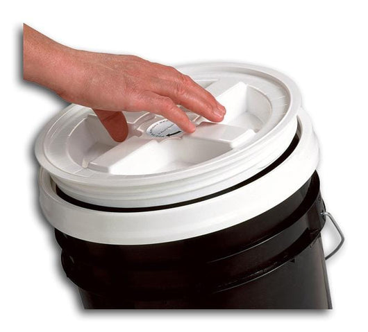 Gamma Gamma Seal Lid for 5 Gallon Plastic Pail - 1 each