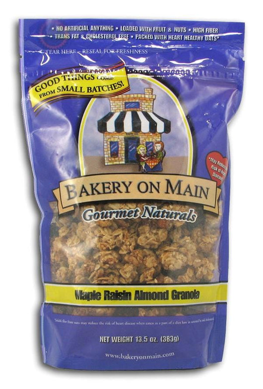 Bakery on Main Maple Raisin Almond Granola - 12 ozs.