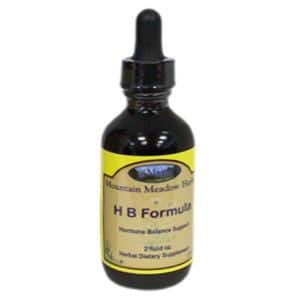 Mountain Meadow Herbs HB Formula - 2 ozs.