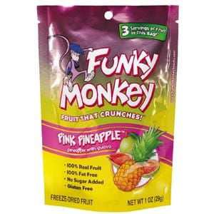 Funky Monkey Pink Pineapple - 12 x 1 oz.