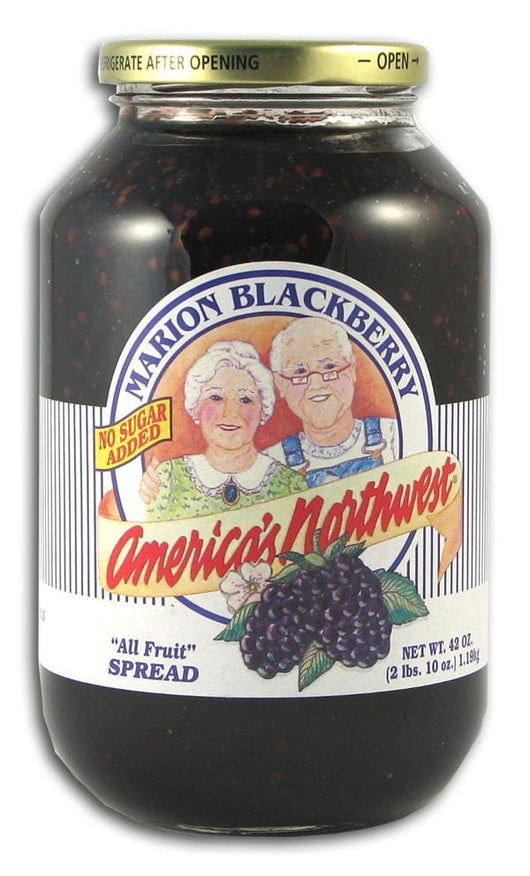 Columbia Empire Farms Jam Marion Blackberry - 6 x 42 ozs.