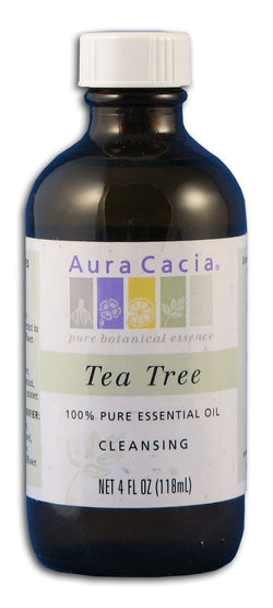 Aura Cacia Tea Tree Oil - 4 ozs.