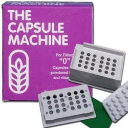 Starwest Capsule Machine, fills -0- Capsules - 1 Unit