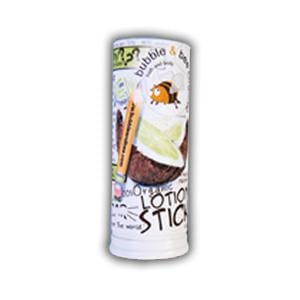 Bubble & Bee Organics Lotion Stick Coconut and Lime Organic - 1 tube