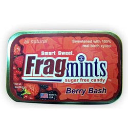 Smart Sweet FragMints, Berry Bash - 6 x 2 ozs.