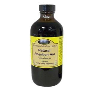 Mountain Meadow Herbs Natural Attention Aid - 8 ozs.
