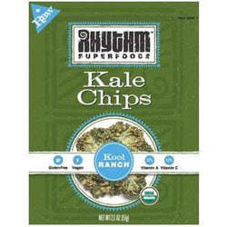 Rhythm Superfoods Kale Chips, Kool Ranch, Organic - 2 ozs.