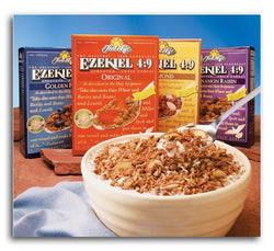 Food For Life Ezekiel Cereal Cinnamon Raisin Organic - 15 lbs.
