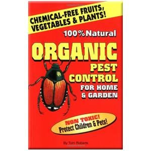 Books Organic Pest Control for Home & Garden - 1 book