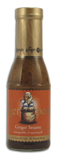 Ginger People Ginger Sesame Sauce - 12 x 12.7 ozs.
