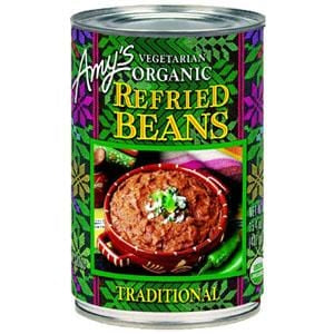 Amy's Traditional Refried Beans, Organic - 15.4 ozs.
