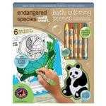 Endangered Species Bath Time 6-Piece Bath Crayons