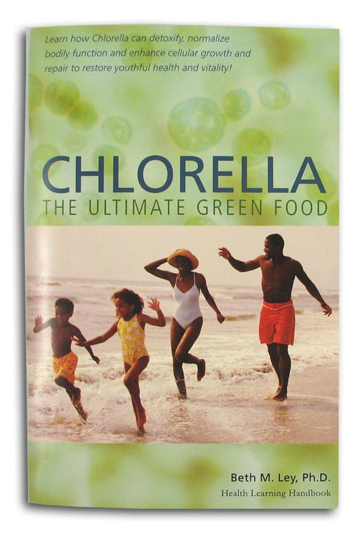 Books Chlorella The Ultimate Green Food - 1 book