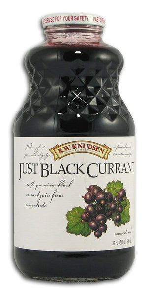 Knudsen Just Black Currant - 32 ozs.