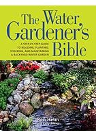Books Water Gardener's Bible - 1 book