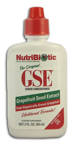 Nutribiotic GSE Liquid Concentrate - 2 ozs.