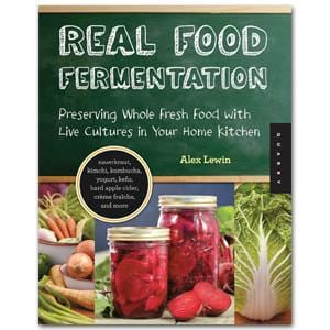 Books Real Fermentation - 1 book