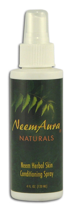 Neem Aura Skin Spray (for bugs) - 4 ozs.