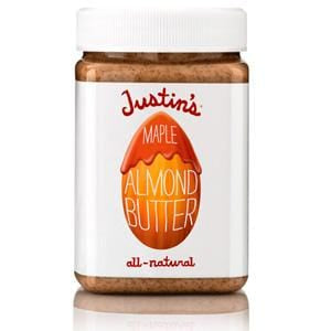 Justin's Nut Butter Almond Butter, Maple - 6 x 16 ozs.
