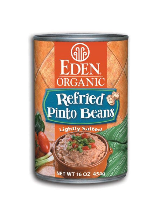 Eden Foods Refried Pinto Beans Organic - 16 ozs.
