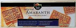 Health Valley Amaranth Graham Crackers Original - 7 ozs.