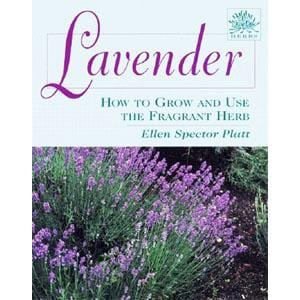 Books Lavender How to Grow & Use the Fragrant Herb - 1 book