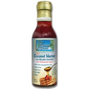 Coconut Secret Coconut Nectar Raw Organic - 12 x 12 ozs.