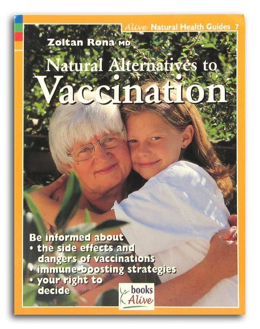 Books Natural Alternatives to Vaccination - 1 book