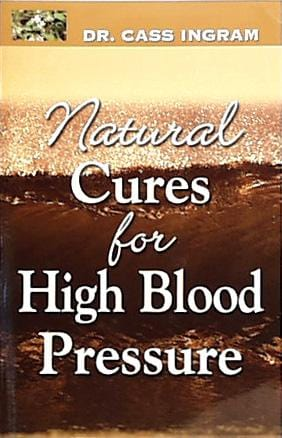 Books Natural Cures for High Blood Pressure - 1 book