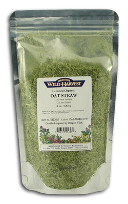Oregon's Wild Harvest Oat Straw Cut & Sifted Organic - 4 ozs.