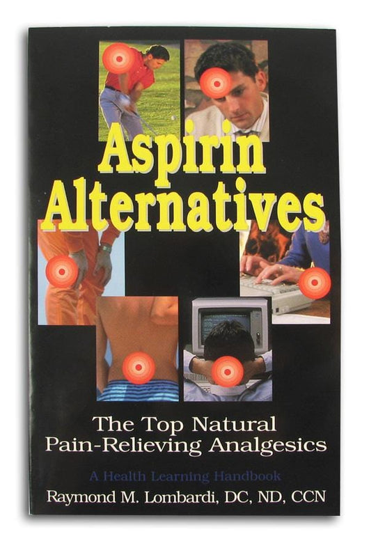 Books Aspirin Alternatives - 1 book