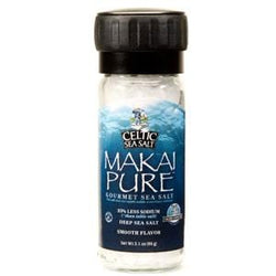 Celtic Sea Salt Makai Pure Salt Grinder - 3.1 ozs.