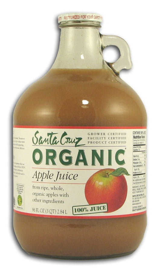 Santa Cruz @Apple Juice - Organic - 96 ozs.