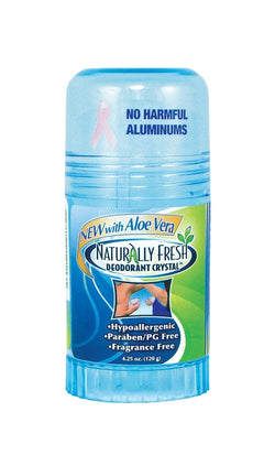 Naturally Fresh Crystal Twist-Up Stick Deodorant - 4.25 ozs.