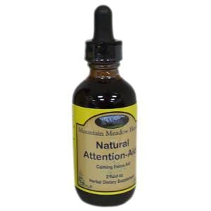 Mountain Meadow Herbs Natural Attention Aid - 2 ozs.