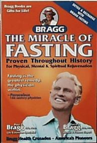 Bragg's The Miracle of Fasting - 1 book